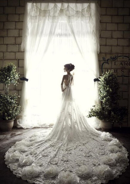 beautiful wedding dress 2014