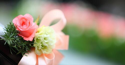 flower wedding theme