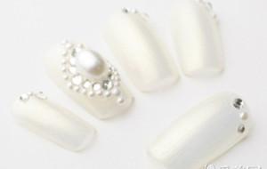 silver bride nail