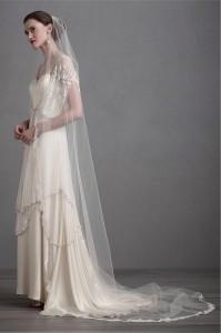 too long veil
