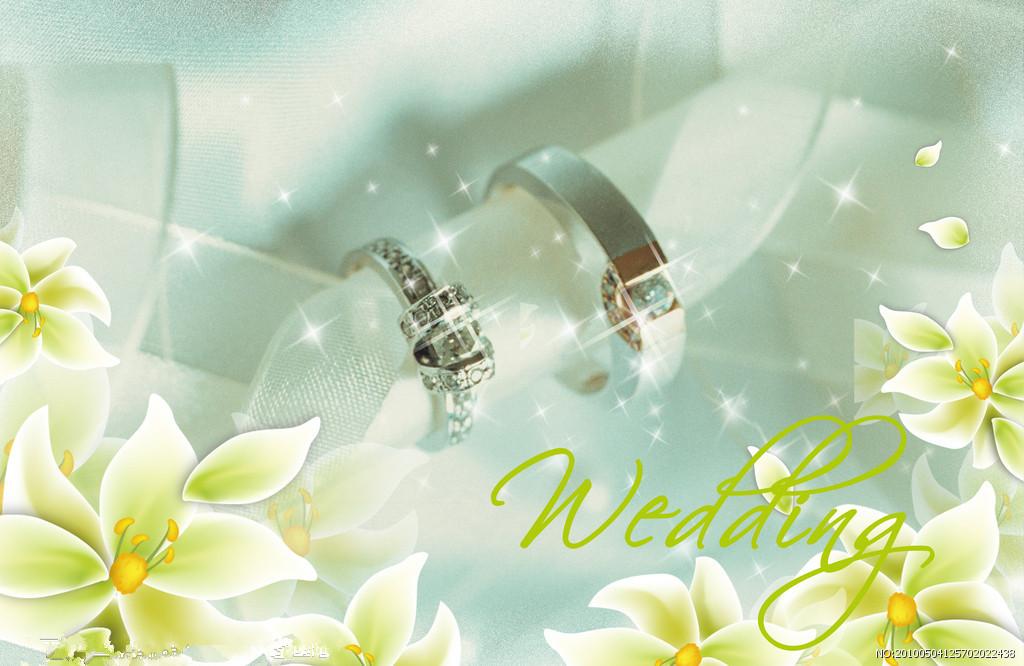 Lily wedding theme