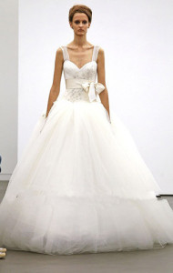 beading ball gown wedding dress