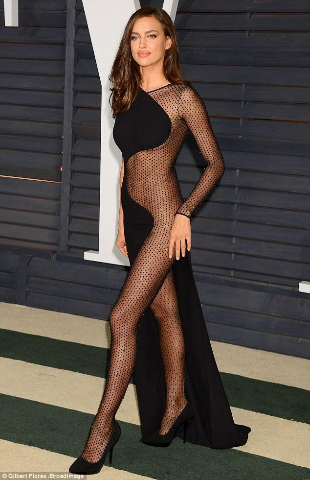 Irina sexy dress