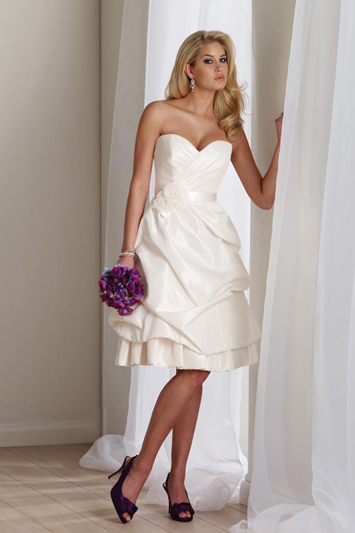 cheap-short-Wedding-Dresses