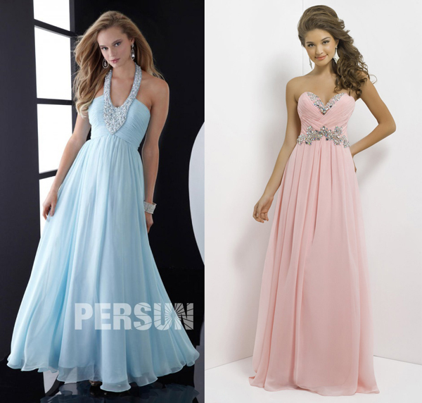 Sexy Halter Blue Prom Gown/ SKU: PHDG0035, click here