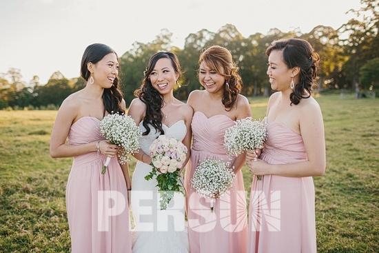 Ruching Sweetheart Chiffon Navy Column Bridesmaid Dress