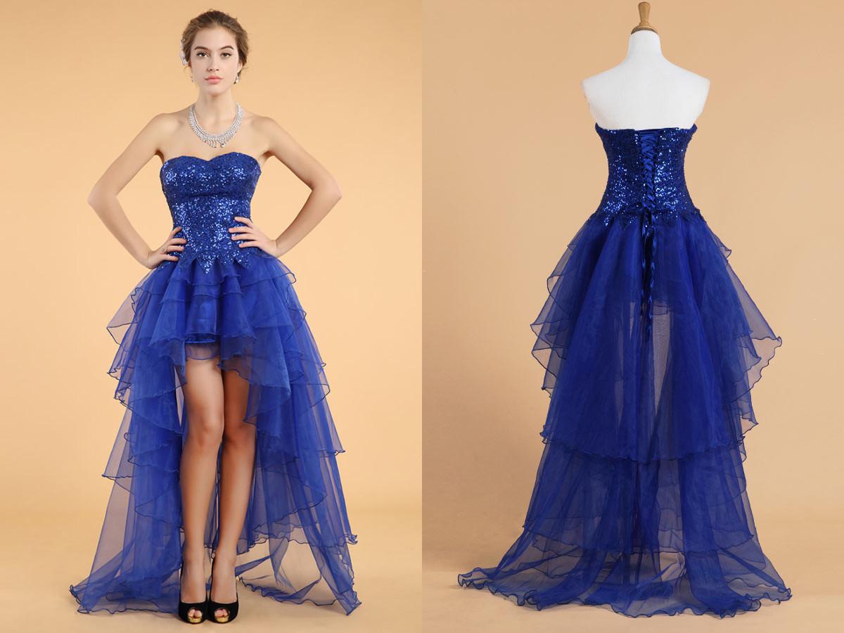blue Formal Dresses